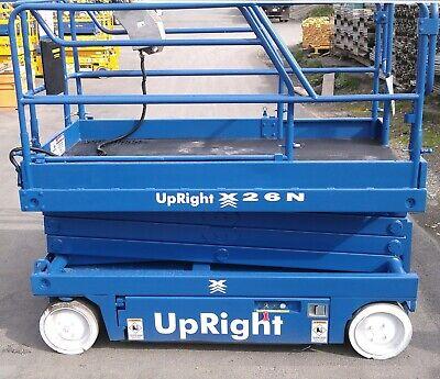 Upright X26n Scissor Lift 32 Reaching Height Scissor Lift