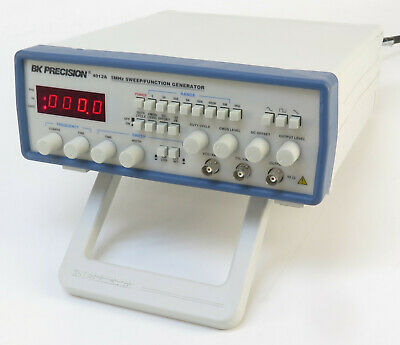 Bk Precision 4012a 5 Mhz Sweepfunction Generator