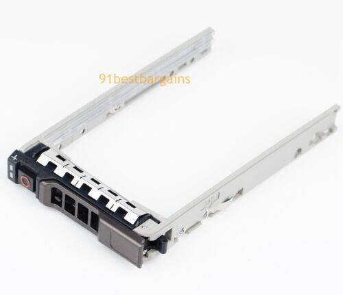 """New 2.5"""" SAS SATA Caddy Tray For Dell R730XD R730 R900 R720 R520 R320 T630 8FKXC"""
