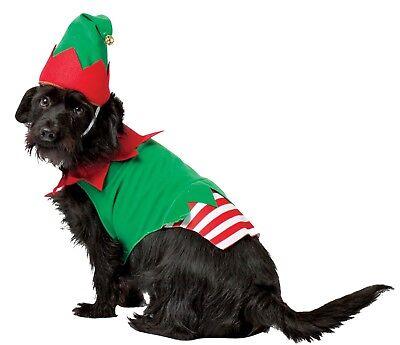 Rasta Imposta Weihnachtsmann Helfer Hut Einteiler Elf Hund Haustiere Weihnachten