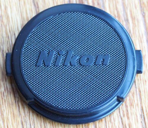 Genuine vintage Nikon front lens cap, 52mm
