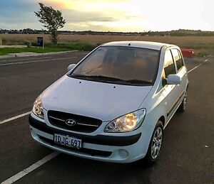 Hyundai Getz for sale Craigieburn Hume Area Preview