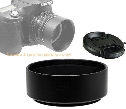 "46mm Metal Screw-in Hood + Front Cap for Standard Lens ""US seller"""