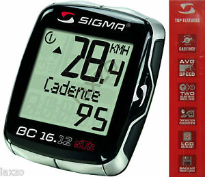 Sigma-Sport-BC16-12-STS-CAD-Cadence-Wireless-16-Function-Computer-Bike-Cycle