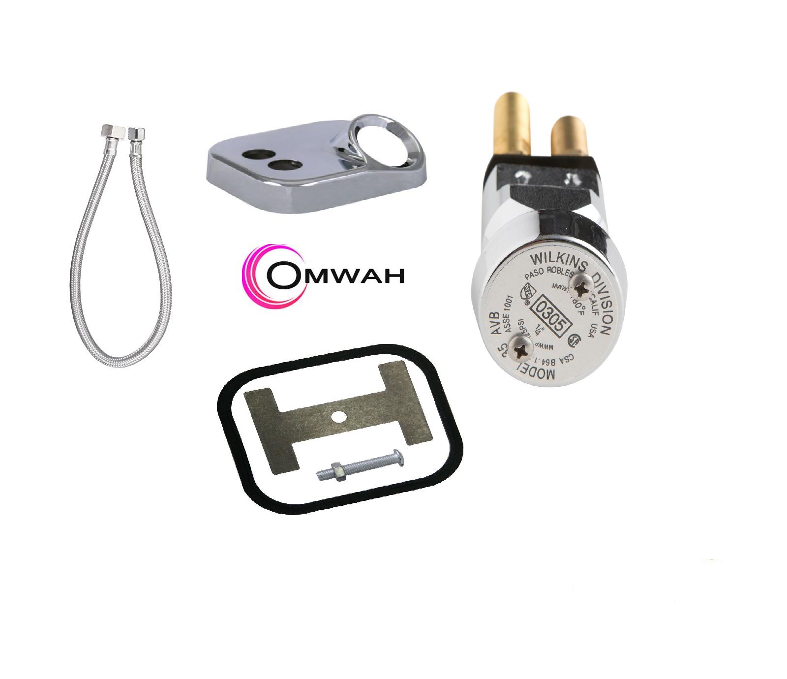 Beauty Salon Equipment Shampoo Bowl Vacuum Breakers & Parts