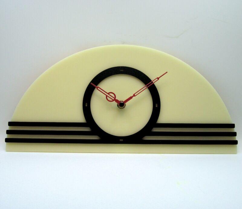 New, Handmade, Art Deco Style WALL CLOCK 022R,1920