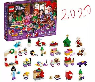 LEGO Friends Advent Calendar 41420 Building Kit 236pcs Block Brand New 2020