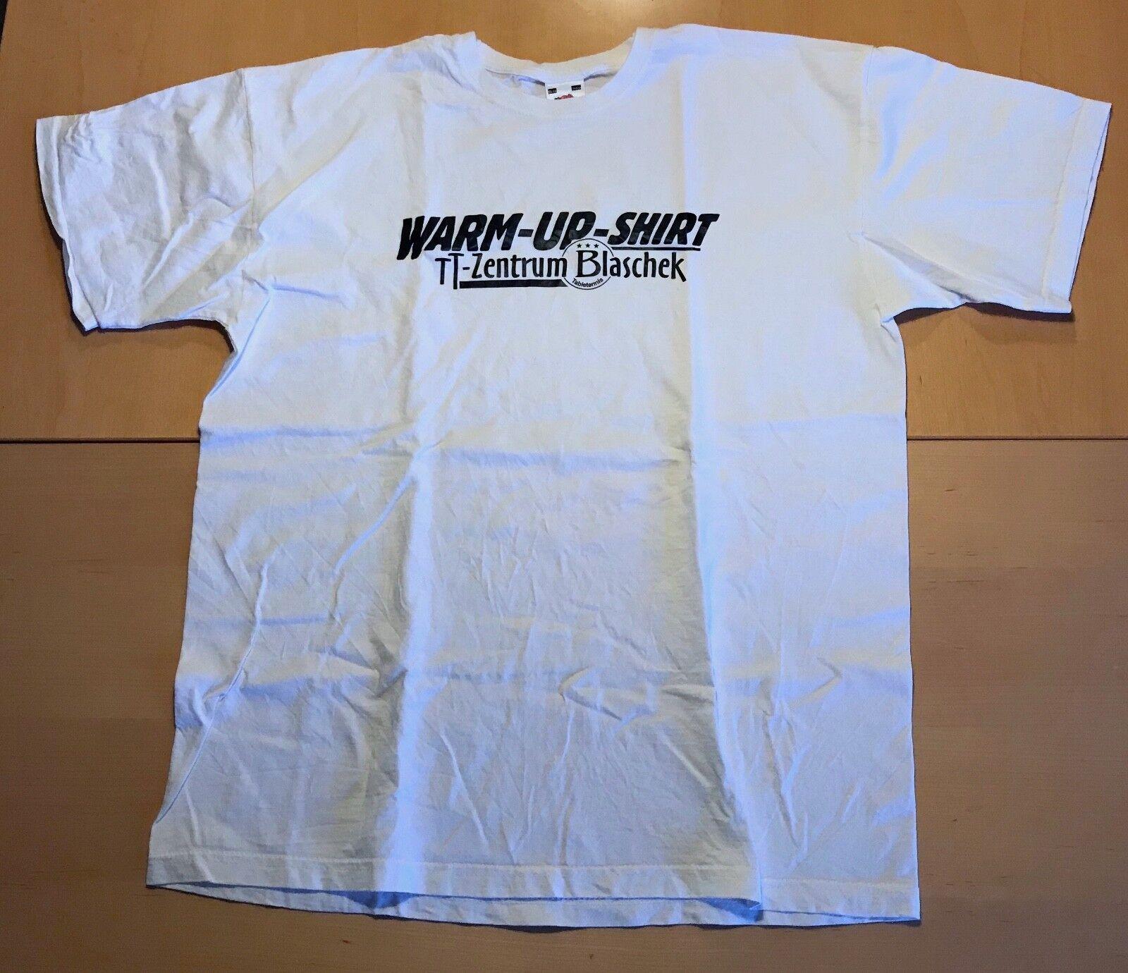 T-Shirt Kinder weiß Sport Shirt Größe Fruit of the Loom 14-15 Jahre Größe 164 cm