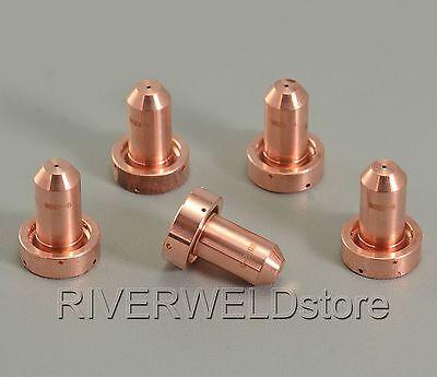 5pcs 9-8208 Tip 40amp Thermal Dynamics Sl60 Sl100 Plasma Cutter Torches
