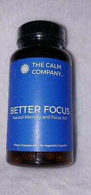 Better Focus - Nootropics Brain Support Supplement Ð Memory, Clarity, Energy