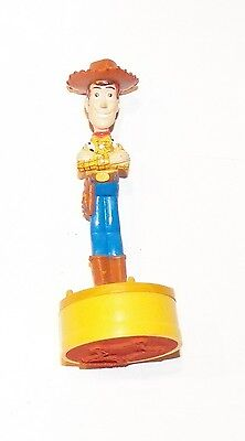 Sheriff Woody Rubber Stamp Badge Star Toy Story 2 3 Cowboy Disney Pixar Figure](Woody Sheriff Badge)