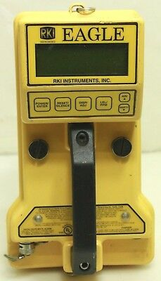 RKI Instruments Eagle Portable Multi Gas Detector / Monitor - Free Shipping