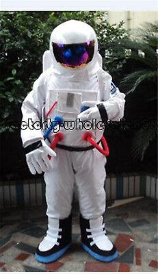Halloween Spaceman Mascot Costume Astronaut Adult kids X'mas Party Dress gift