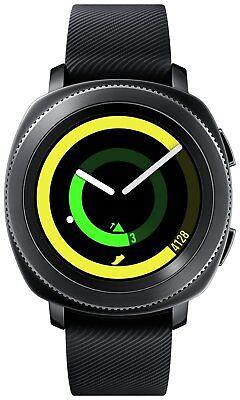 Samsung Gear Sport 4GB 42mm Smart Watch - Black.