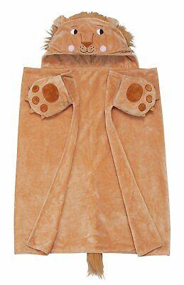 Argos Home Lion Snuggle Blanket