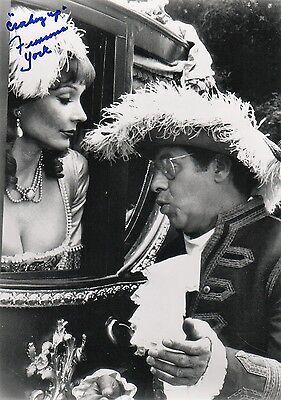 OFFICIAL WEBSITE Francine York (1938-2017) Jerry Lewis 8x10 AUTOGRAPHED