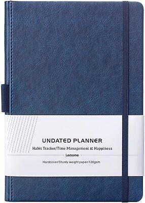 Premium Undated Weekly Monthly Planner