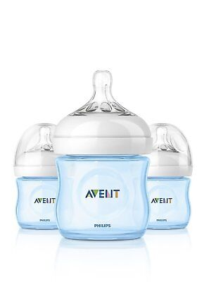 Philips AVENT Natural Bottle Set 3PK - 4oz
