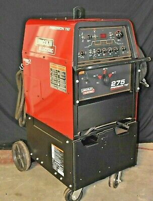 Lincoln Electric Precision Tig  275 Tig Welder Ready-pak K2618-1