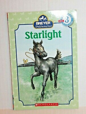 Breyer Stablemates : Starlight by Kristin Earhart (2008 Paperback Book)