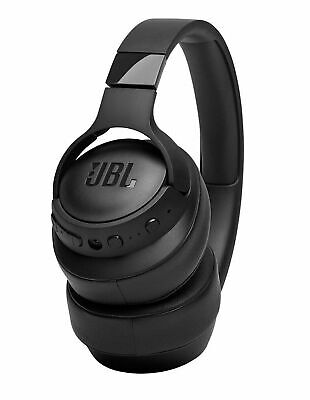 JBL TUNE 750BTN - Wireless Bluetooth Over Ear Active Voice Cancelling Headphones