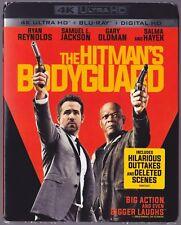 The Hitmans Bodyguard 4K Ultra HD Blu-ray, 2017, 2-Disc Set, 4K Ultra HD Blu-ray