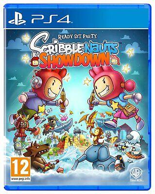 Scribblenauts Showdown Sony Playstation PS4 Game