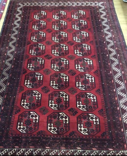 Large Princess Bokhara Persian Wool