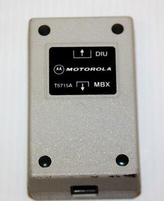 Genuine T5715A DIU-MBX Connector-Motorola Quantro/Quantar/Astro Repeater/Station