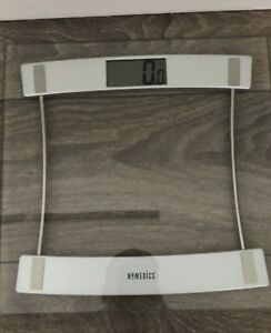 Electronic weight scale.