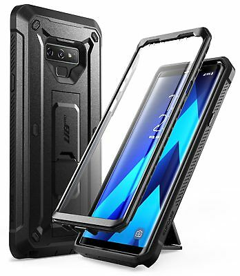 Samsung Galaxy Note 9 Case, SUPCASE UBPro Full-body Rugged Shockproof Cover Case Black Full Body