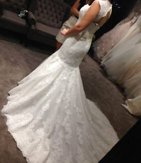 Pronovias Wedding Dress - Size 10