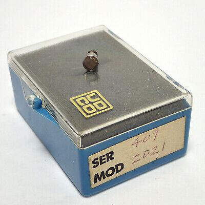 Unholtz-dickie 2d21 Accelerometer Piezoelectric Vibration Transducer