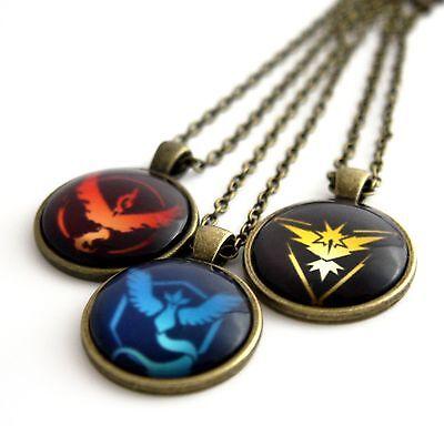 alor Instinct Mystic Pokemon Go Halskette Schmuck unisex (Pokemon Halskette)