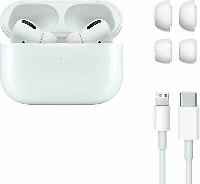 Apple AirPods Pro White In-Ear Headphones - MWP22AM/A