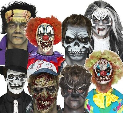 Halloween Horror Prosthetic Special Effects Prop Fancy Dress Costume Make Up Kit