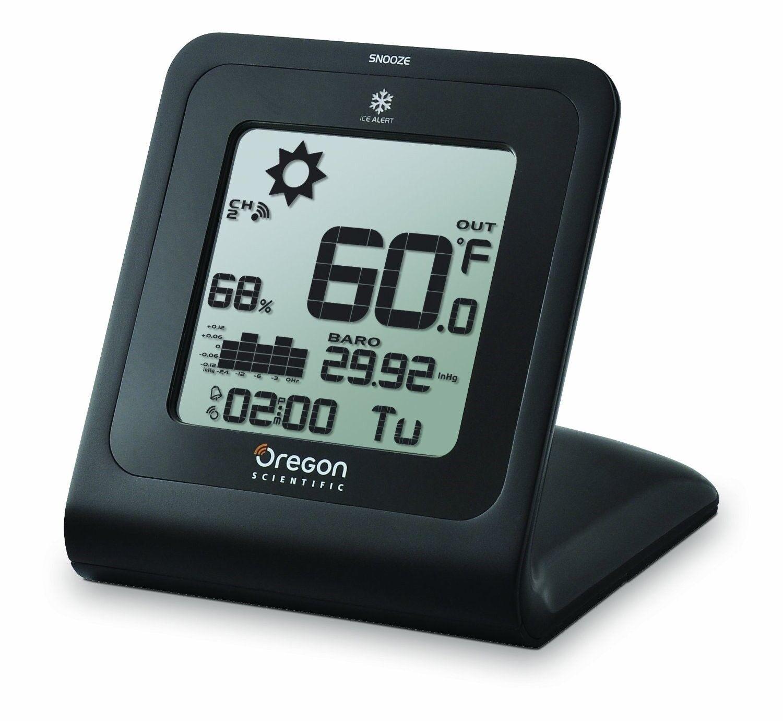 Oregon Scientific SL103 Indoor/Outdoor Temperature & Humidity Weather Station