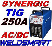 WeldSmart Synergic TIG 250 AMP TIG AC/DC Pulse and MMA Welder Canning Vale Canning Area Preview