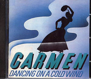 Carmen - Dancing on a Cold Wind (1988 Line Records) - Italia - Carmen - Dancing on a Cold Wind (1988 Line Records) - Italia