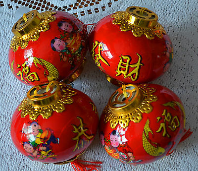 Chinese New Year Homemade Decorations Collection On Ebay