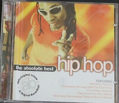 The Absolute Best Hip Hop CD - 2001 Various Artists