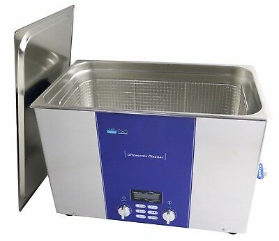 28l Industrial Lab Ultrasonic Cleaner Degas Sweep Pulse Power Adjustable Dr-p280