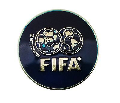 FIFA Fair Play Soccer (Football) Referee Flip / Toss Coin with plastic pouch