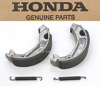 New Genuine Honda Front Rear Brake Shoes Pads CT XL XR MR MT CB (See Notes) #N90