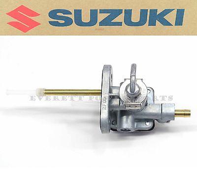 Fuel Petcock 87-06 LT80 03-06 KFX80 Quad Sport Genuine Suzuki Gas Valve #Y06