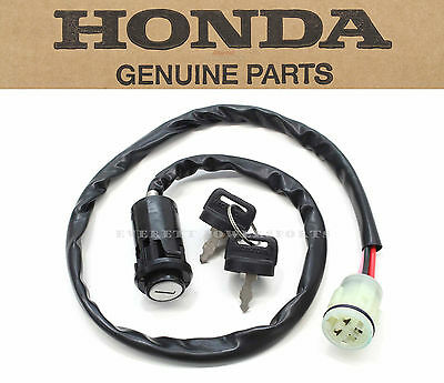 14 Note - New Honda Ignition Switch 07-14 TRX500 Rubicon TRX420 Rancher (See Notes) #G94