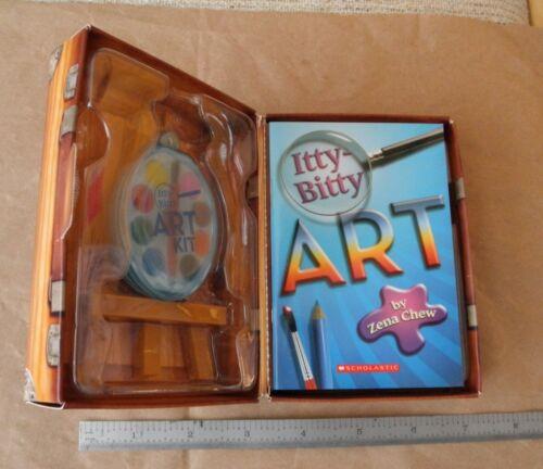 Tangerine Press Scholastc Itty Bitty Art Kit