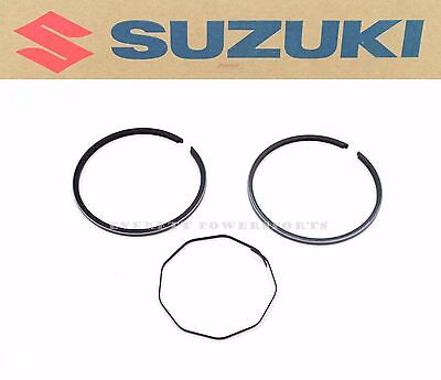 Suzuki Standard STD Piston Rings Kit Ring Set JR 50 Top End (See Notes) #K114 B