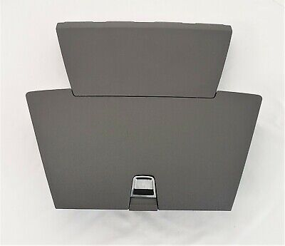2009-2014 CHEVY TRAVERSE UPPER CENTER DASH CUBBY STORAGE COMPARTMENT - GRAY -OEM