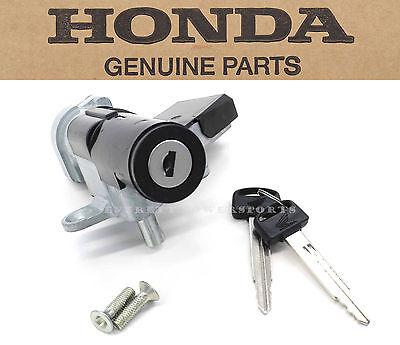 New Genuine Honda Ignition Key Switch 2006-2014 NPS50 Ruckus Scooter OEM #J67